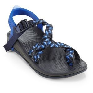 Chaco Z/2 Canyon Sandals Shoes Blue Toe Strap